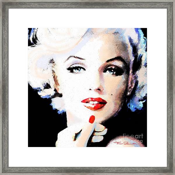 Mm 132 P  Framed Print