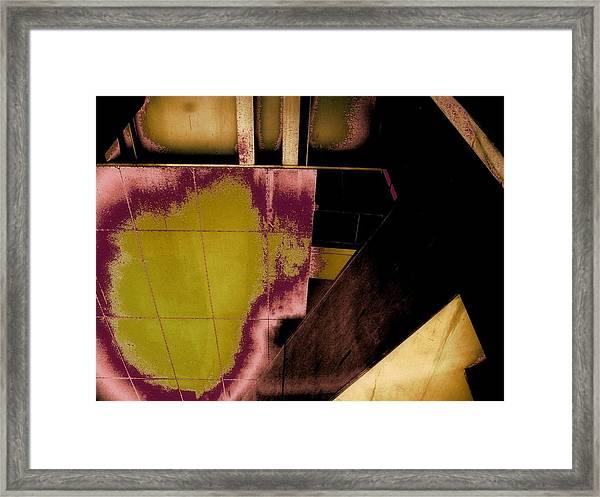 Mobile Radiation Framed Print
