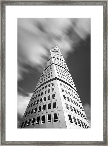 Modern Sweden Framed Print by Christian Lindsten