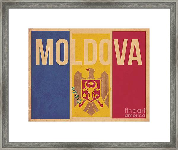 Moldova Framed Print by Megan