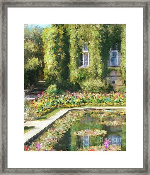 Monet Hommage 1 Framed Print