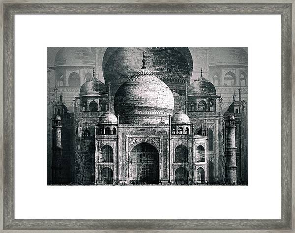 Monument Framed Print