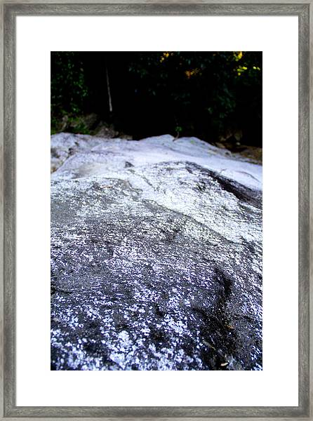 Framed Print featuring the photograph Moon Scape by Debbie Cundy