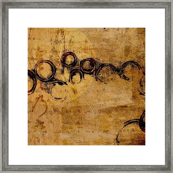Moondance Framed Print