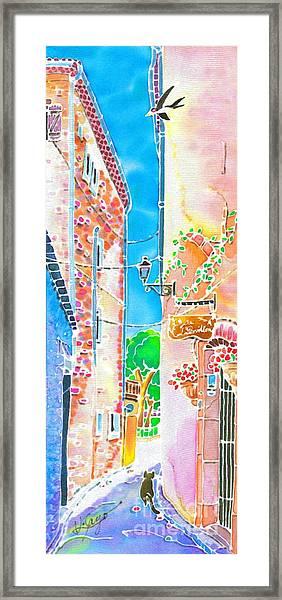 Morning Air  Framed Print
