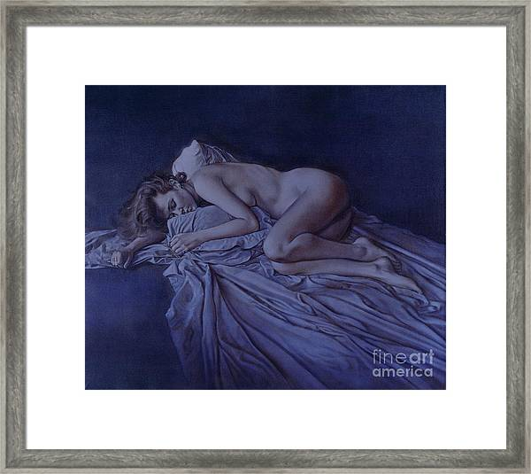 Morning Light - After Danaid Framed Print
