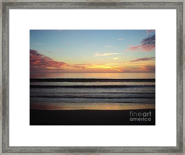 Morningtide Framed Print