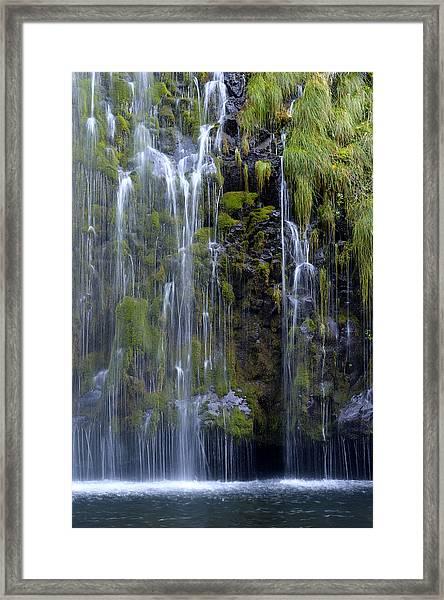 Mossbrae Framed Print