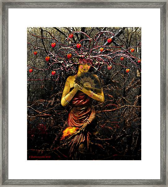 Mothernature Framed Print