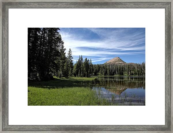 Mount Watson Framed Print by Darryl Wilkinson