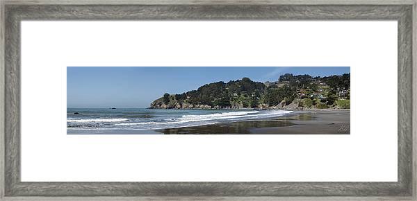 Muir Beach Framed Print