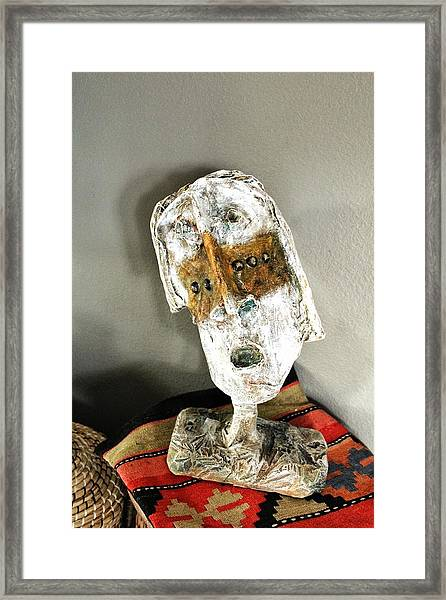 Mum No.6 Framed Print by Mark M  Mellon
