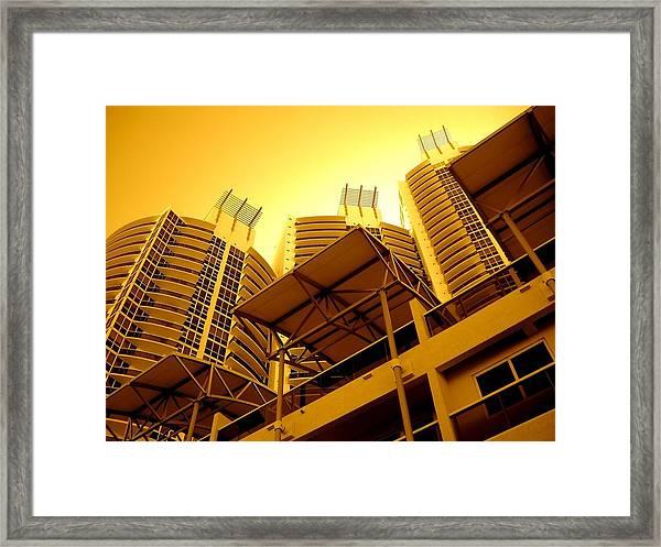 Murano Grande, Miami Framed Print