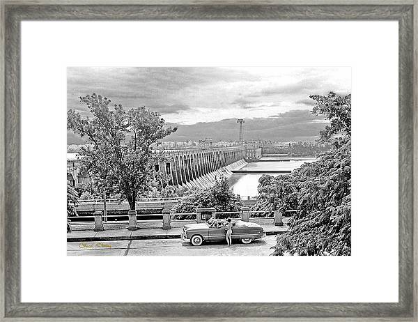 Muscle Shoals Framed Print