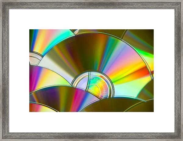 Music For The Eyes Framed Print