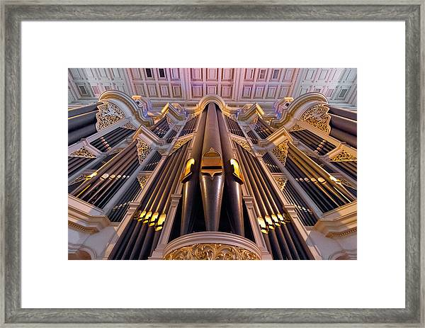 Musical Aspirations Framed Print