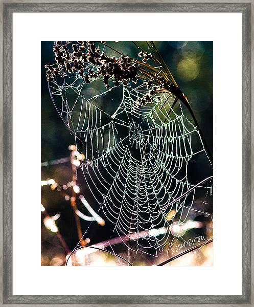 My Jewelry Framed Print
