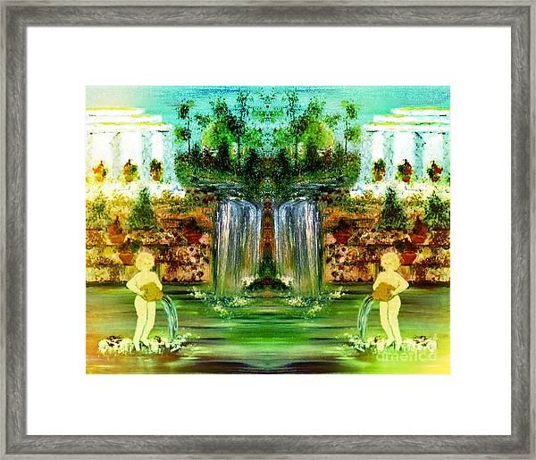 My Rome Framed Print