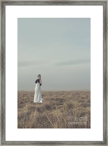Mystic And Divine Framed Print