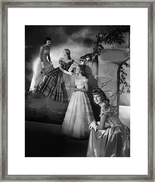 Nancy Tuckerman Framed Print