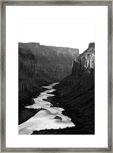 Nankoweap Grand Canyon Framed Print