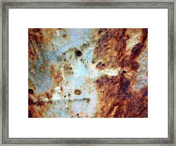 Natural Abstract 8 Framed Print
