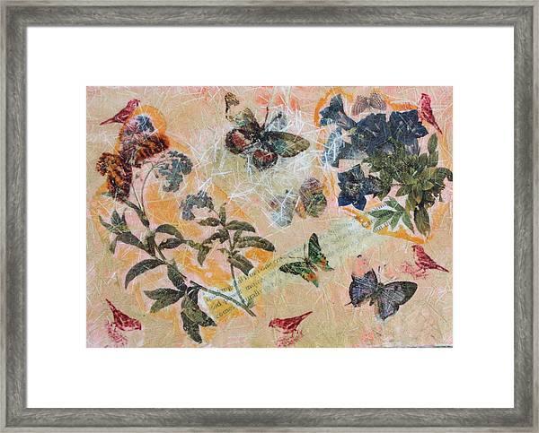 Nature 8 Framed Print