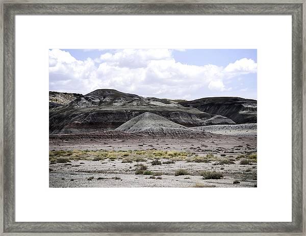 Natures Palette Framed Print