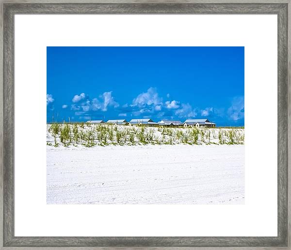Navarre Beach Florida Framed Print