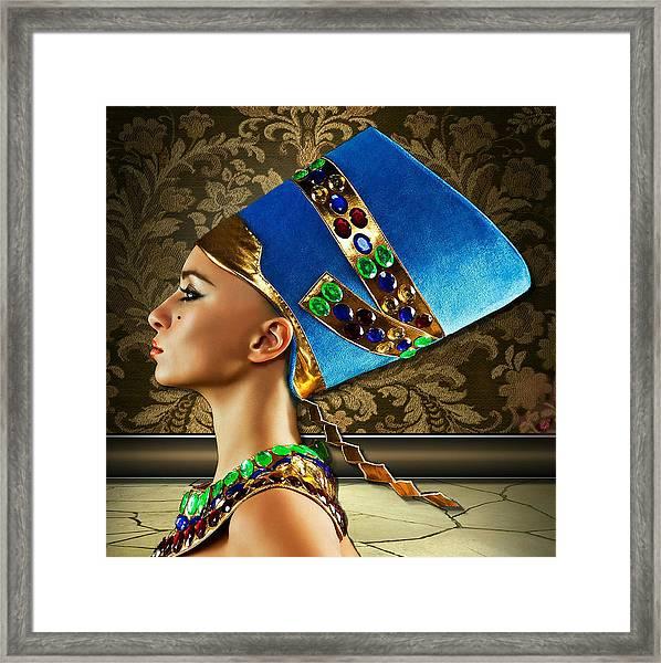 Nefertiti Framed Print