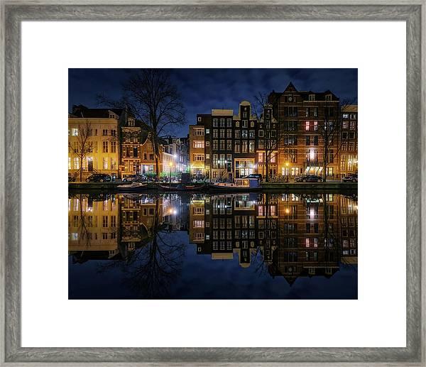 New Amsterdam 3 Framed Print