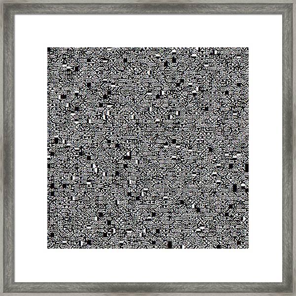 New Art 7 Framed Print