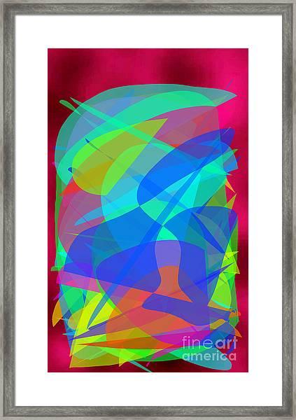 New Horizons II Framed Print