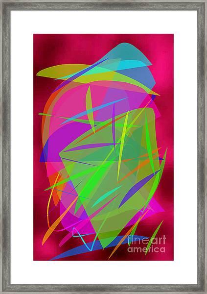 New Horizons Framed Print