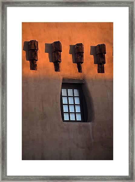 New Mexico02 Framed Print