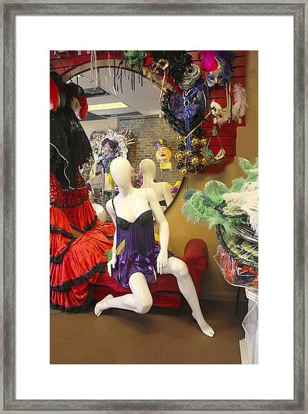 New Orleans 37 Framed Print