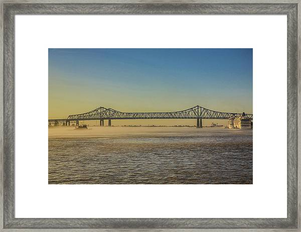 New Orleans, Louisiana Framed Print