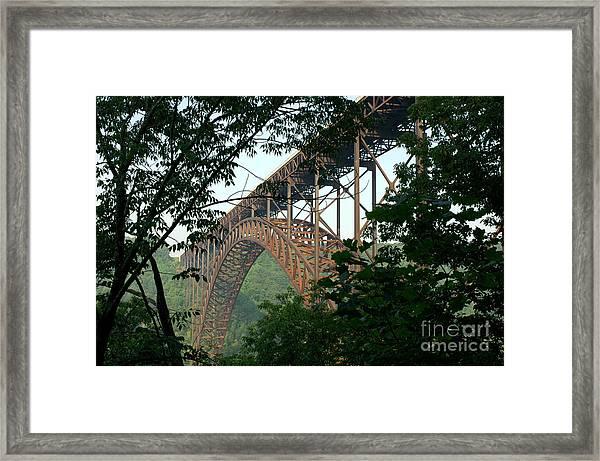New River Gorge Bridge  Framed Print