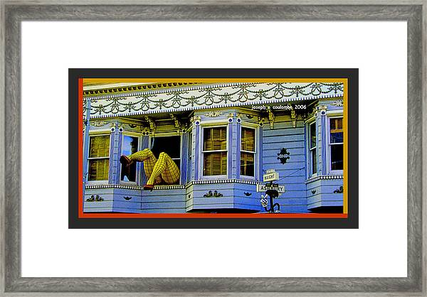 New Shoes Framed Print