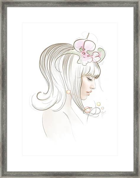 New Star Framed Print
