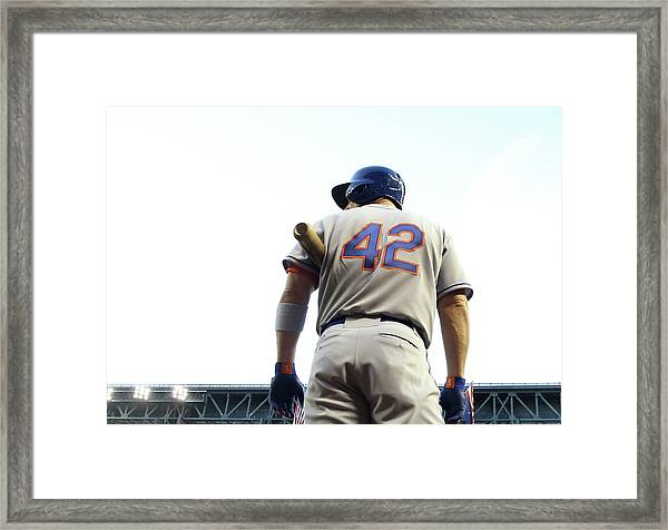 New York Mets V Arizona Diamondbacks Framed Print