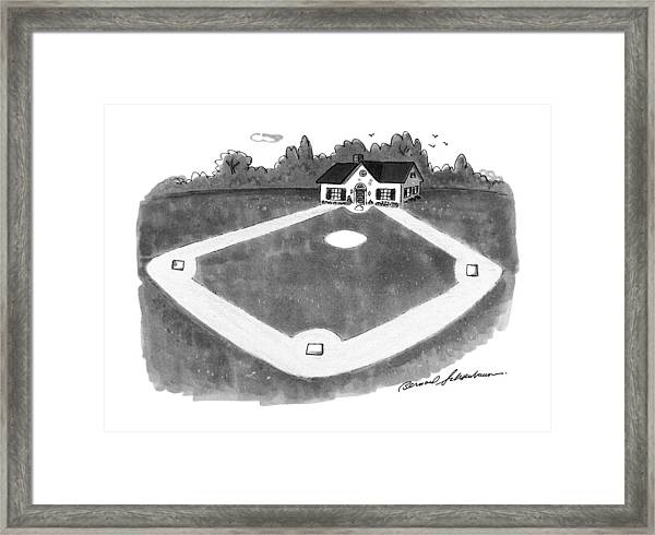 New Yorker August 12th, 1991 Framed Print
