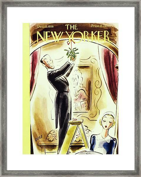 New Yorker December 17 1938 Framed Print