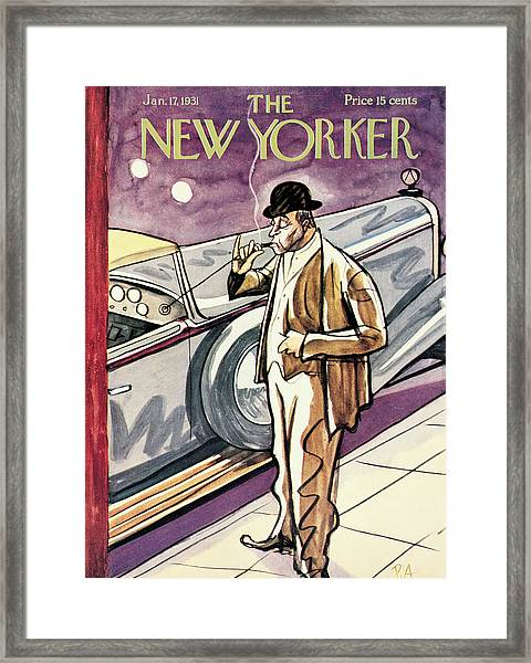 New Yorker January 17th, 1931 Framed Print