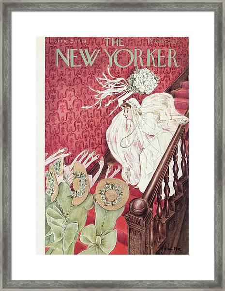New Yorker June 29th, 1940 Framed Print