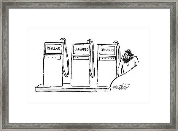 New Yorker June 9th, 1997 Framed Print