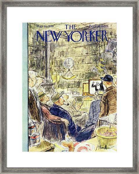 New Yorker May 22, 1948 Framed Print