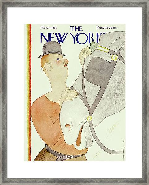 New Yorker March 14 1931 Framed Print