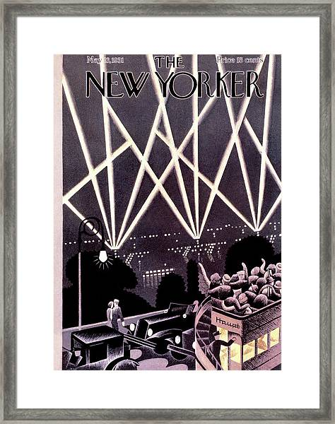 New Yorker May 16th, 1931 Framed Print