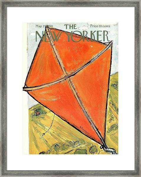 New Yorker May 27th, 1950 Framed Print